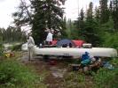 Grass River Canoe Trip