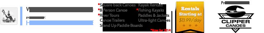 Winnipeg Canoe & Kayak Rentals