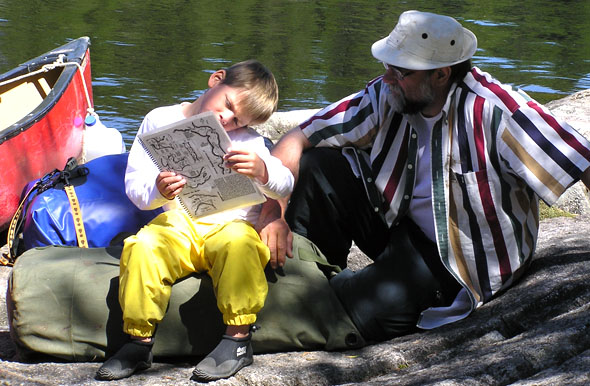 Manitoba Canoe Routes
