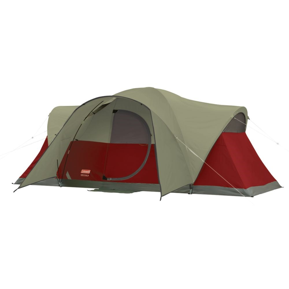 Coleman 7 Person Tent Amp Coleman Rolling Meadows 6 Person
