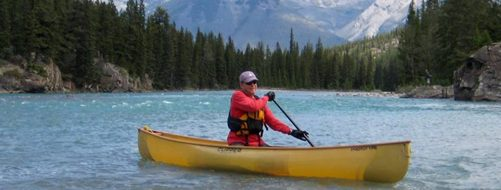 New CLIPPER Solo Canoes - Winnipeg Canoe & Kayak Rentals