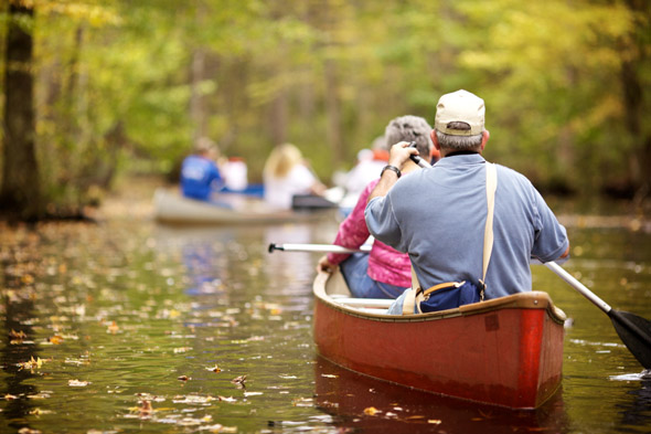Winnipeg Canoeing Ideas