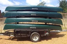 Rental 4 Person Canoe